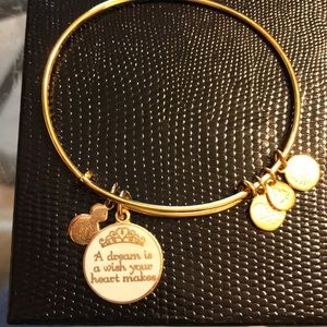Cinderalla quote Alex and ani